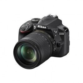 Nikon D3400 + 18-105 AF-S DX VR + 4x čištění čipu zdarma (VBA490K003) čierny