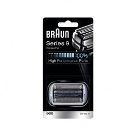Braun Combi Pack Series9 - 92S strieborné