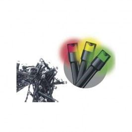 EMOS 180 LED, 18m, řetěz, vícebarevná, časovač, i venkovní použití (1534081045)