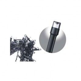EMOS 240 LED, 24m, řetěz, studená bílá, časovač, i venkovní použití (1534080055)