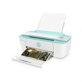 HP DeskJet Ink Advantage 3785 (T8W46C#A82) biela farba/zelená farba
