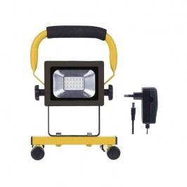 EMOS 10W, studená bílá, 750lm, přenosný, akumulátorový (1531281010) žltý