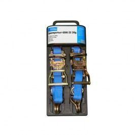 Popruhy upínacie Güde 4500/25, 2-dielny set (69102)