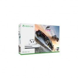 Microsoft Xbox One S 500 GB + Forza Horizon 3 (ZQ9-00118) biela