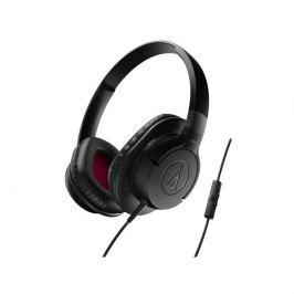 Audio-technica ATH-AX1iS (AU  ATH-AX1iS BK) čierna