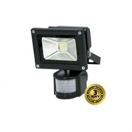 Solight 10W, studená bílá, 700lm, se senzorem (WM-10WS-E) čierny