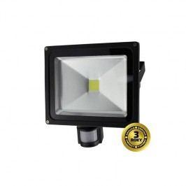 Solight 30W, studená bílá, 2100lm, se senzorem (WM-30WS-E) čierny