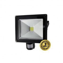 Solight 50W, studená bílá, 3500lm, se senzorem (WM-50WS-E) čierny