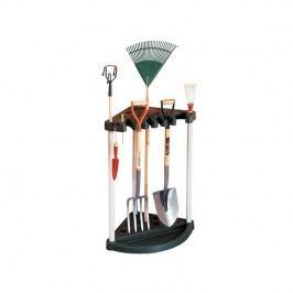 Držák na nářadí Keter Corner tool rack černý