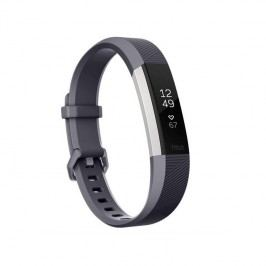 Fitbit Alta HR small - Blue Gray (FB408SGYS-EU)