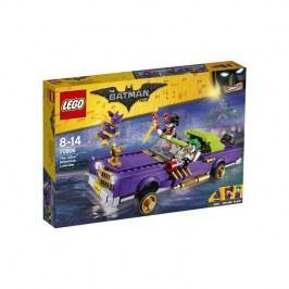 LEGO® BATMAN MOVIE™ 70906 Joker a jeho vůz Notorious Lowrider