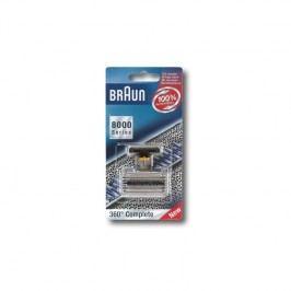 Braun CombiPack Series5 - 51S strieborné