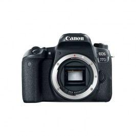 Canon EOS 77D (1892C003AA) čierny