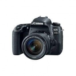 Canon EOS 77D + 18-55 IS STM (1892C017AA) čierny