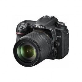 Nikon D7500 + 18-105MM čierny