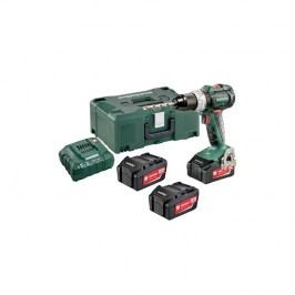 Metabo BS 18 LT BL Set 3x4,0 Ah