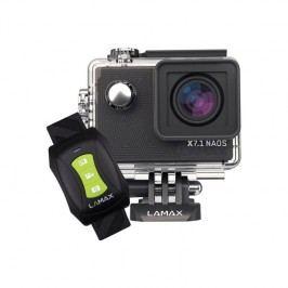 LAMAX X7.1 Naos + dárek, čierna