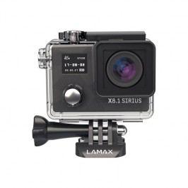 LAMAX X8.1 Sirius + dárek, čierna