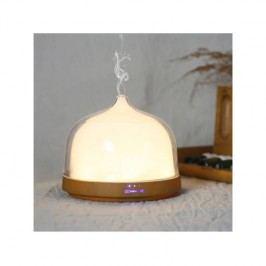 Aromacare ultrazvukový Cristal, světlé dřevo