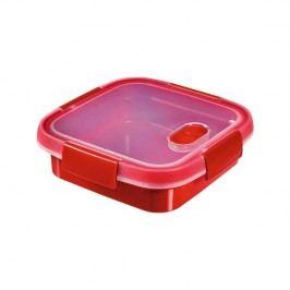 Curver Smart Microwave 0,6 l červený