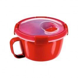 Curver Smart Microwave 0,9 l červený