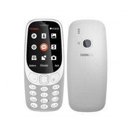 Nokia 3310 (2017) Dual SIM (A00028270) sivý