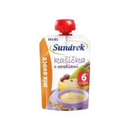 Sunárek Do ručičky kašička mix ovoce 120g x 12ks
