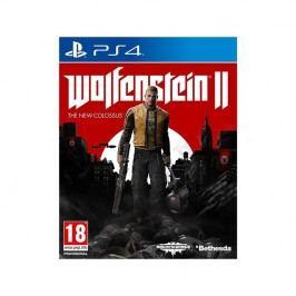 Bethesda PlayStation 4 Wolfenstein II The New Colossus (5055856416784)