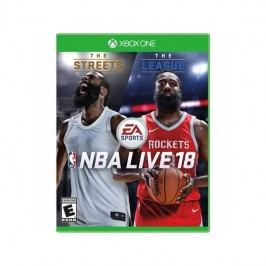 EA Xbox One NBA LIVE 18 (5030938116899)