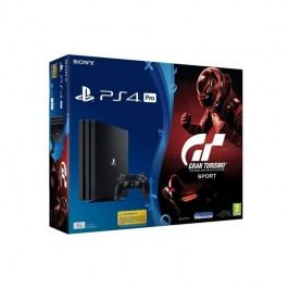 Sony PlayStation 4 PRO 1TB + Gran Turismo Sport + PS Plus 14 dní (PS719905967) čierna