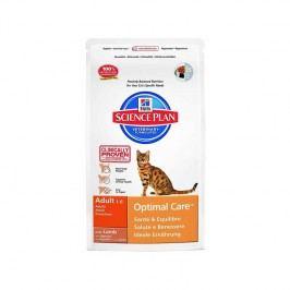 Hill's Feline Adult Lamb & Rice, 10 kg  (pre mačky)