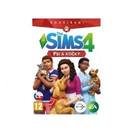 EA PC The Sims 4 - Psi a Kočky (5030938116875)