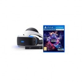 Sony PlayStation VR + Kamera + VR WORLDS (PSN voucher) (PS719952060)