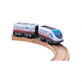 Rychlostní vlak Bino na baterie