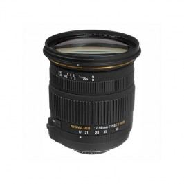 Sigma 17-50/2.8 EX DC OS HSM Nikon čierny