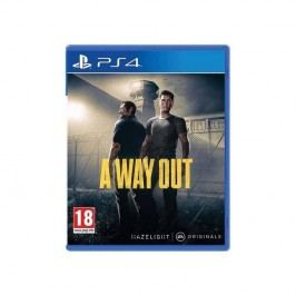 EA PlayStation 4 A Way Out (EAP403501)