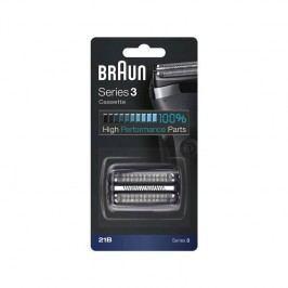 Braun Series 3 21B čierne/strieborné