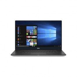 Dell XPS 15 (9560) + FPR (9560-56073) strieborný