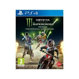 Milestone PS4 Monster Energy Supercross (72013)