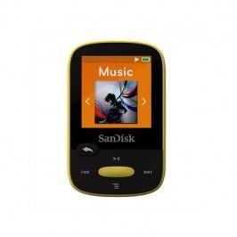 Sandisk Sansa Clip Sports 8 GB (SDMX24-008G-G46Y) žltý
