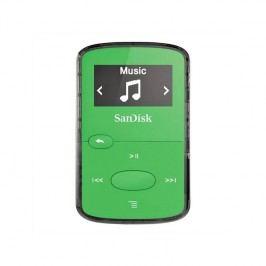 Sandisk Sansa Clip JAM 8 GB (DMX26-008G-G46G) zelený
