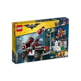 LEGO® BATMAN MOVIE™ 70921 Harley Quinn™ a útok dělovou koulí