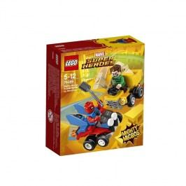 LEGO® SUPER HEROES™ 76089 Mighty Micros: Scarlet Spider vs. Sandman