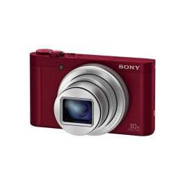 Sony Cyber-shot DSC-WX500 (DSCWX500R.CE3) červený