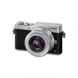 Panasonic Lumix DC-GX800 + 12-32mm (DC-GX800KEGS) strieborný