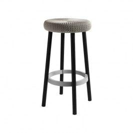 Keter Cozy bar stool, písková