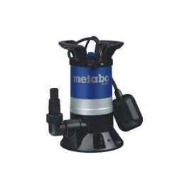 Metabo PS 7500 S, pro odpadní vody čierne/modré