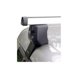 Diheng 115cm uzamykatelný stříbrný 2ks