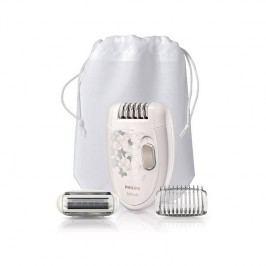 Philips Satinelle Soft HP6423/00 krémový