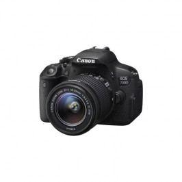 Canon EOS 700D + 18-55 IS STM (8596B032) čierny